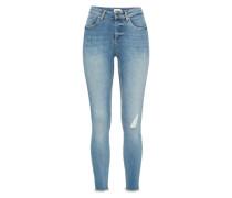 'blush' Jeans blue denim