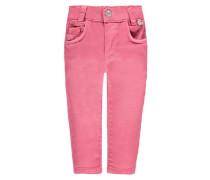 KANZ Jeans mit feiner Waschung pink