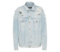 Jeansjacke 'vise' blue denim