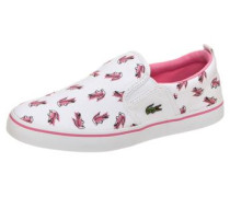 Gazon Sneaker Kinder pink / weiß