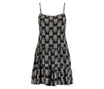 Kleid 'indian Ocean' schwarz / weiß