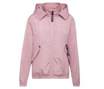 Chl-Oe Jacke mit Kapuze pink
