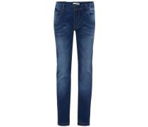 Jeans Regular Fit Super Stretch dunkelblau