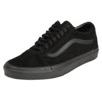 'Old Skool Suede' Sneaker schwarz