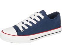 Sneaker blau / rot / weiß