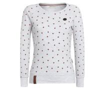 Sweatshirt 'Shima Shima Everyday' hellgrau