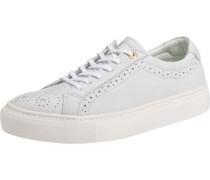 Napoli Donne LOW Sneakers Low weiß