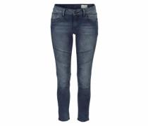 Denim Skinny-fit-Jeans »Jona« blau