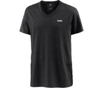V-Shirt anthrazit