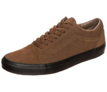 'Old Skool Suede' Sneaker braun