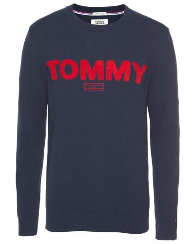 Strickpullover 'tjm Bold Logo Sweater'