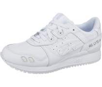 Gel-Lyte III Sneakers weiß