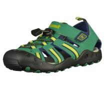 Sandalen grün