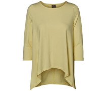 Oversized-Shirt zitrone