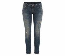Slim-fit-Jeans »Mina« blue denim