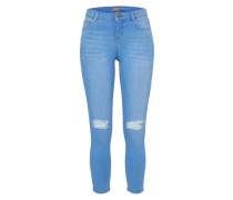 'darcy' Slimfit Jeans blue denim