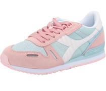 'Titan II' Sneakers hellblau / rosa / weiß