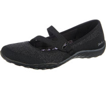 Breathe-Easy Lucky Lady Ballerinas schwarz