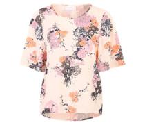 Bluse 'Flora' pink / mischfarben