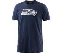 T-Shirt 'seattle Seahawks' enzian