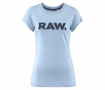 T-Shirt »Saal« blau