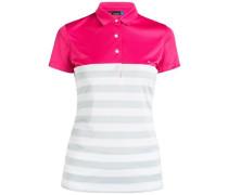 Poloshirt Caroline TX Jersey pink