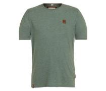 Male T-Shirt grün