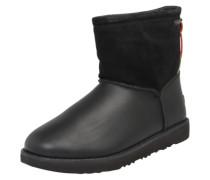 Boots 'Classic Toggle' hellbraun / schwarz