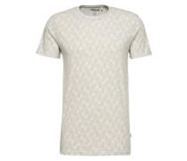 Shirt 'Jaxen' hellgrau