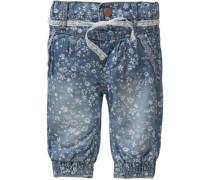 Jeans 'Nitabava' für Mädchen blue denim