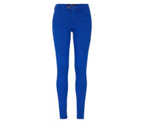 'Touch' Skinny Jeans blau