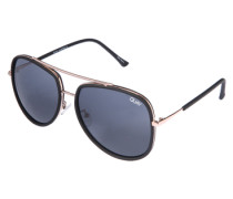 Sonnenbrille 'Needing Fame' schwarz