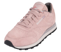 Sneaker im Retro-Look rosa