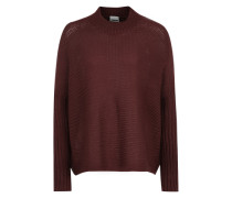 Oversized Pullover 'Nmvera' rot