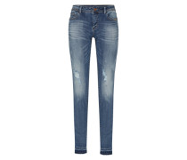 Skinny Jeans blau / blue denim