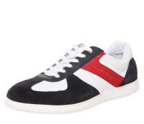 Sneaker 'Anny' rot / schwarz / weiß