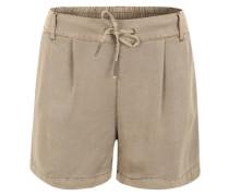 Shorts 'Onlpoptrash' silbergrau