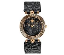 Schweizer Uhr 'vanitas Vk7030013' (Set 2 tlg.) gold / schwarz