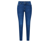 Jeans 'pcdelly SKN MW CR Mb207- Ba/noos'