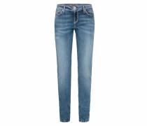 Jeans He:di mit Stretch und Vintage Look