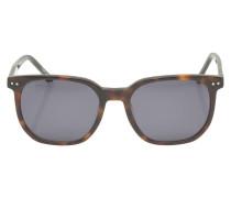 Eyewear Verspiegelte Wayfarer Sonnenbrille