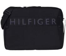 Handtasche 'hilfiger Messenger' schwarz