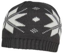 Accessories Mütze anthrazit / wollweiß