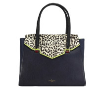 Ashley Shopper 38 cm blau