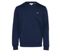 Sweatshirt mit Logo marine
