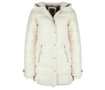 Mantel Down Coat weiß