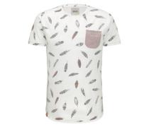 Shirt 'ulan' offwhite