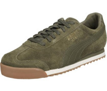 Roma Natural Warmth Sneakers grün