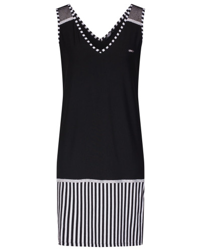 Kleid 'abito Jersey' schwarz