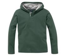 Langarmshirt für Jungen grün